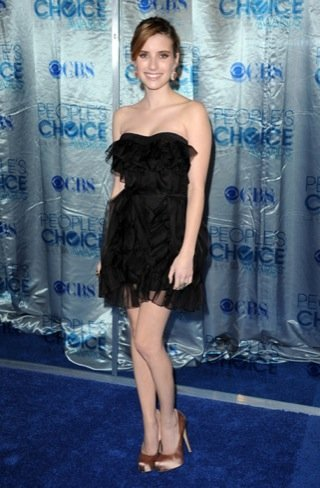 Peoples Choice Awards 2011: Emma Roberts