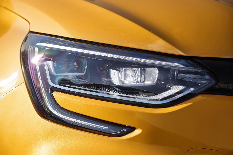 Renault Mégane R.S. 2018, toma de contacto