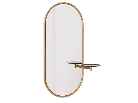 B Michelle Wall Mounted Mirror Sp01 332101 Relfaf865de