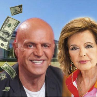 ¡Bomba! Kiko Matamoros, dispuesto a comprar la carísima mansión de María Teresa Campos