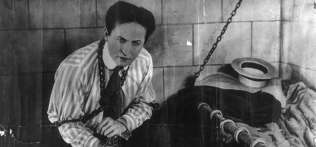 """Los secretos del escapista más famoso del mundo en """"Houdini: las leyes del asombro"""""""