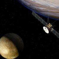 Un crucero a Júpiter y sus grandes lunas con océanos en su interior en este espectacular vídeo de la ESA