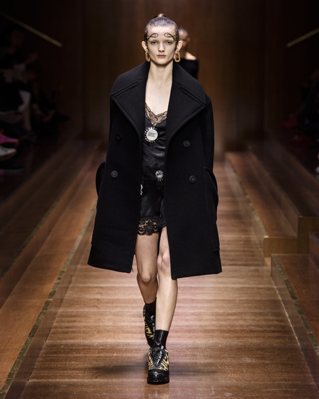 Burberry Autumn Winter 2019 Collection Look 18