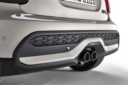 MINI Cooper S 2021 Trasera