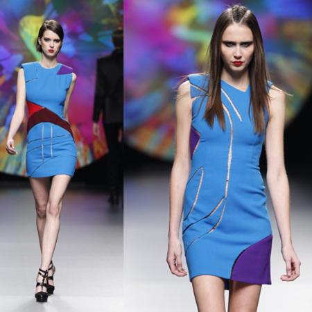 Ana Loking Cibeles Madrid Fashion Week Otoño-Invierno 2010/2011