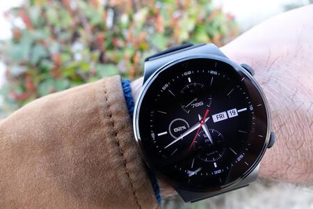 El flamante smartwatch Huawei Watch GT 2 Pro con hasta dos semanas de batería y 100 modos de entrenamiento por 179 euros en Amazon