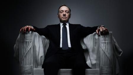 Netflix y su House of Cards hacen historia