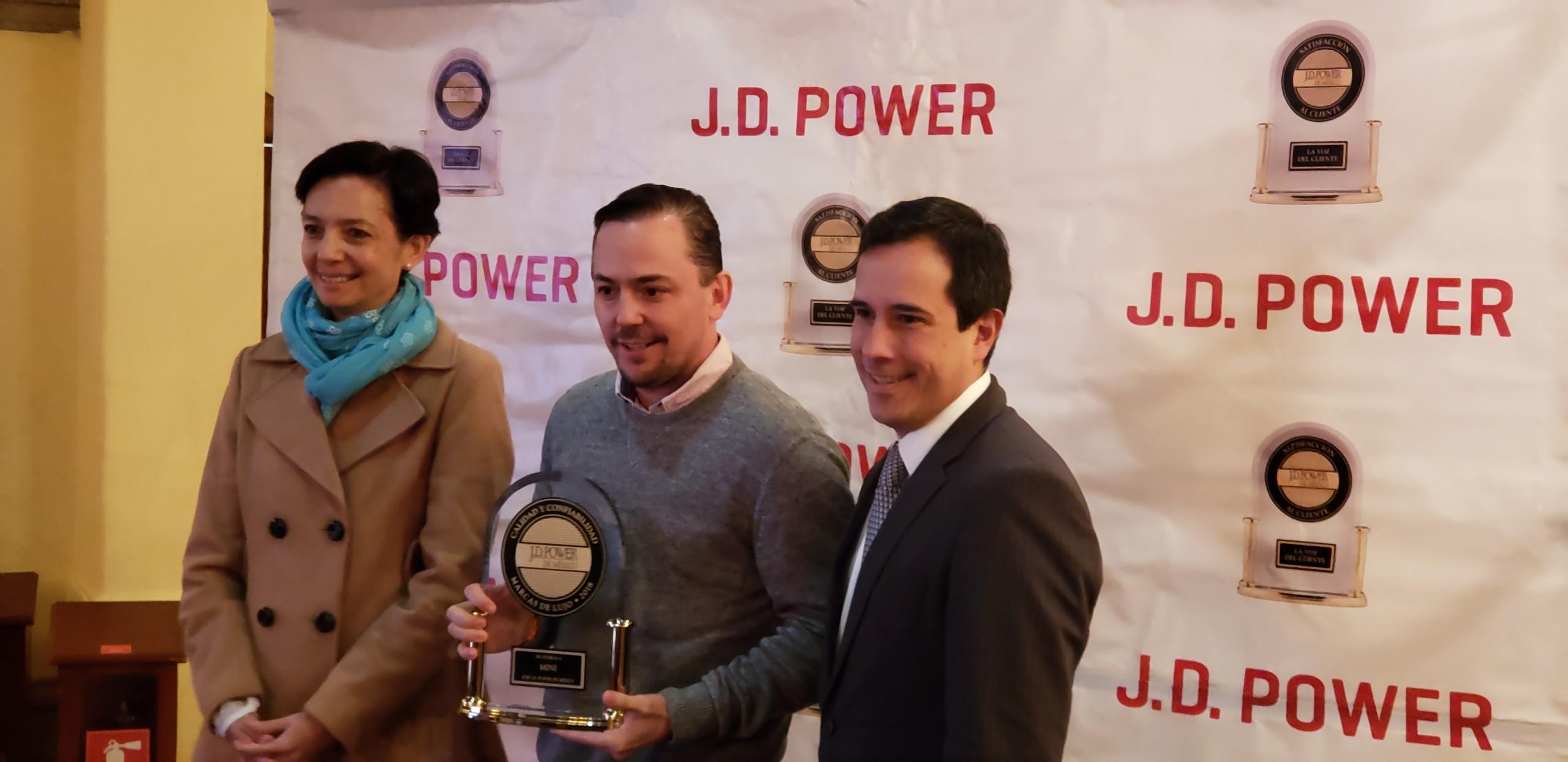Foto de Estudio de Confiabilidad de J.D. Power 2018 (12/14)