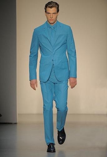 Calvin Klein, Primavera-Verano 2010 en la Semana de la Moda de Milán II