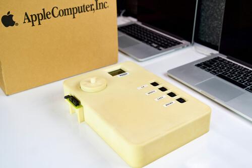 Este gigantesco prototipo de iPod original que se ha filtrado en su 20 aniversario es básicamente aire