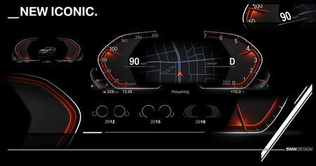 BMW prepara un nuevo cuadro de instrumentos digital y tiene muy buena pinta