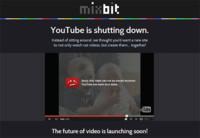 MixBit, así se llamará el nuevo sitio web de vídeos del fundador de YouTube