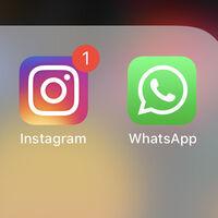 Facebook está probando usar WhatsApp como herramienta de verificación en dos pasos para Instagram