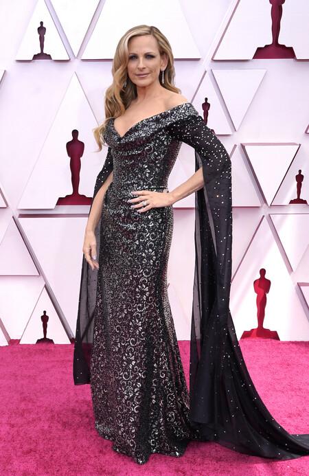 Marlee Matlin Vivienne Westwood Oscar 2021