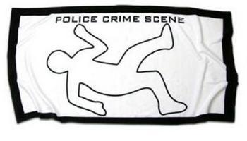 Toalla criminal