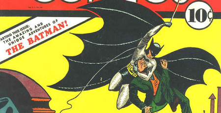 Batman comic 1