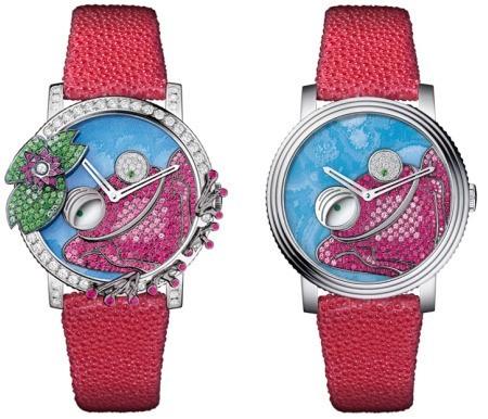El divertido reloj de Boucheron