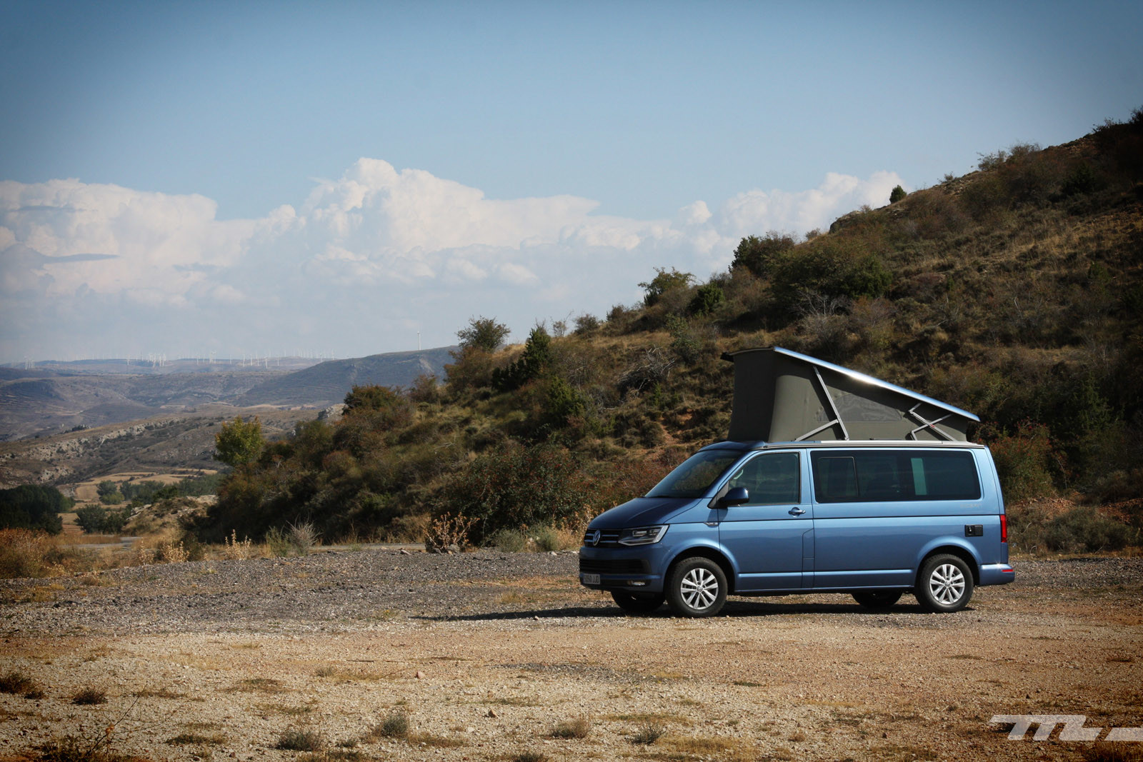 Foto de Volkswagen California T6 (prueba) (16/34)