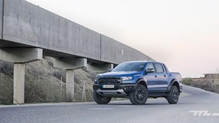 Ford Ranger Raptor 2020 Prueba 021