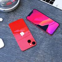 Un nuevo mockup de los iPhone 13 mini nos acerca al notch más pequeño y a las cámaras rediseñadas