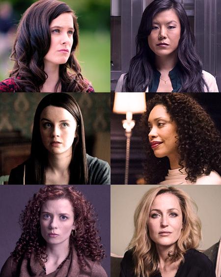 Mujeres de Hannibal