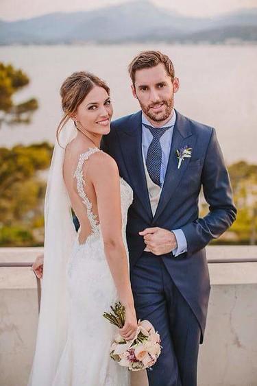 Todos los detalles de boda de Rudy y Helen en Instagram entre invitado e invitado
