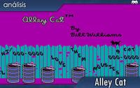 'Alley Cat'. Análisis