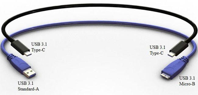 El nuevo USB 'Type-C' solucionará los problemas más clásicos de la conocida interfaz