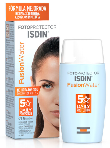 Fusion Water Fotoprotector