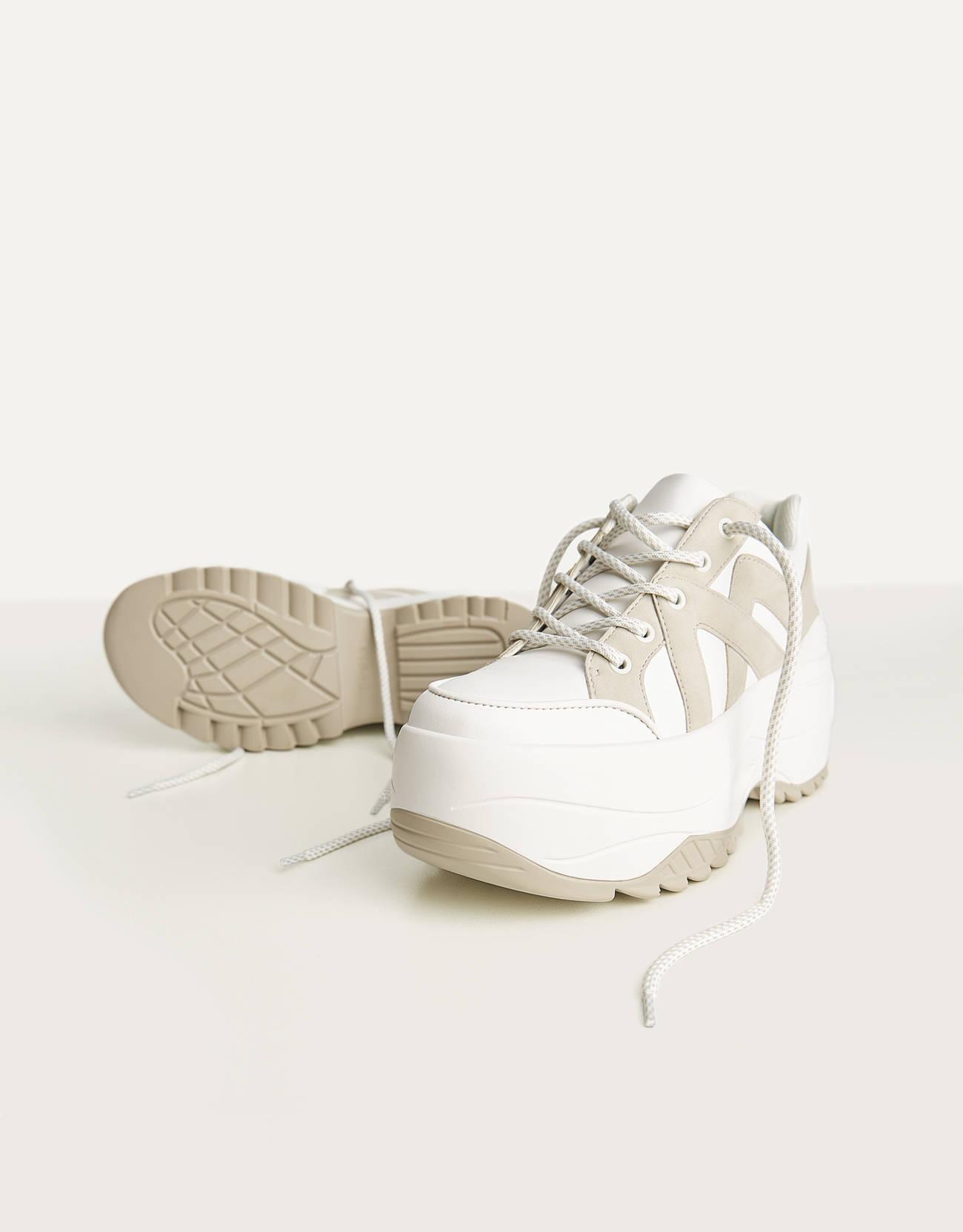 Zapatillas de maxi plataforma