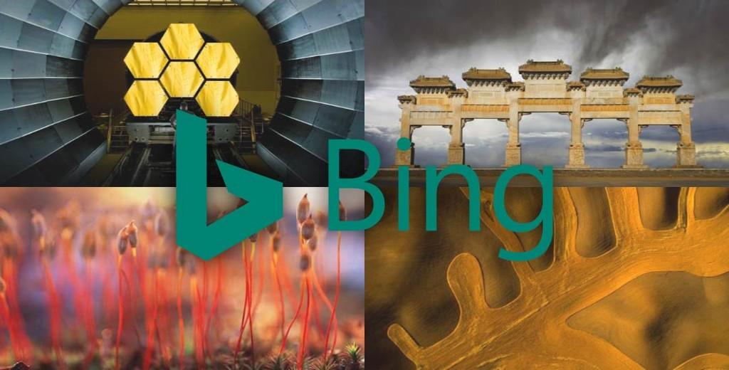 La mas actual App de Microsoft posee los mejores favor de pantalla de Bing a  tu Android