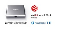 Silicon Power Thunder T11 recibe reconocimiento Red Dot Award: Product Design 2014