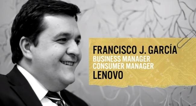Entrevista Lenovo en vídeo