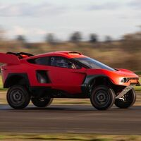 Prodrive presenta el BRX T1 4x4, la alternativa a Toyota y MINI en el Dakar que pilotarán Nani Roma y Sébastien Loeb