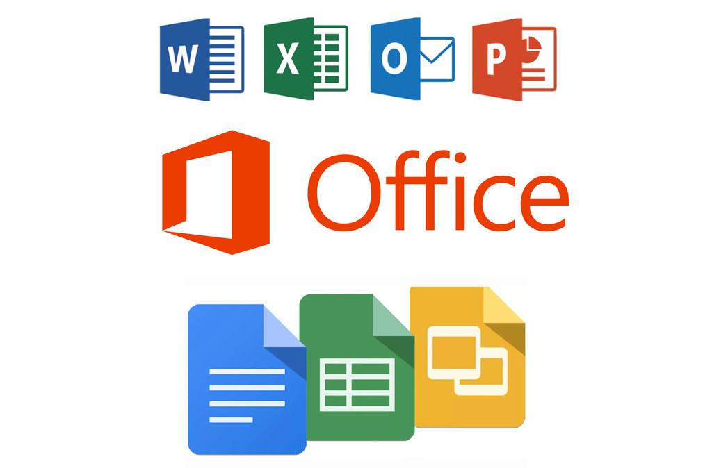 Google anuncia que G Suite sera coincidente de forma directa y sin conversiones, con archivos(ordenador) de Microsoft Office