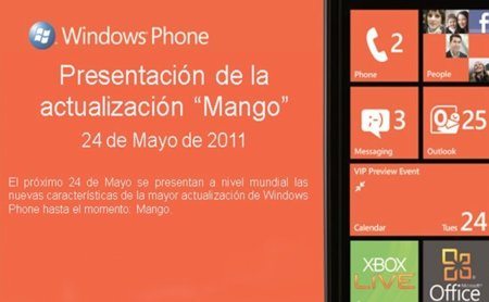 Presentación Windows Phone 7 Mango