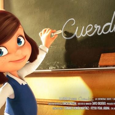'Cuerdas', precioso corto de animación que te llegará al corazón