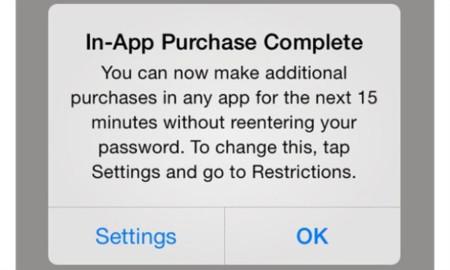 compra dentro de aplicaciones