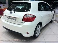 Toyota Auris HSD, toma de contacto