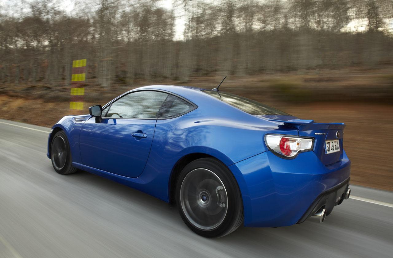 Foto de Subaru BRZ (presentacion-galeria oficial) (35/43)