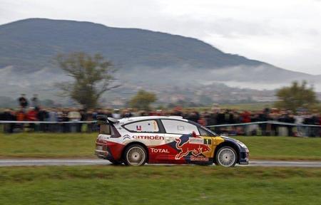 Rally de Alsacia 2010: Sébastien Loeb certifica la fiesta de mañana
