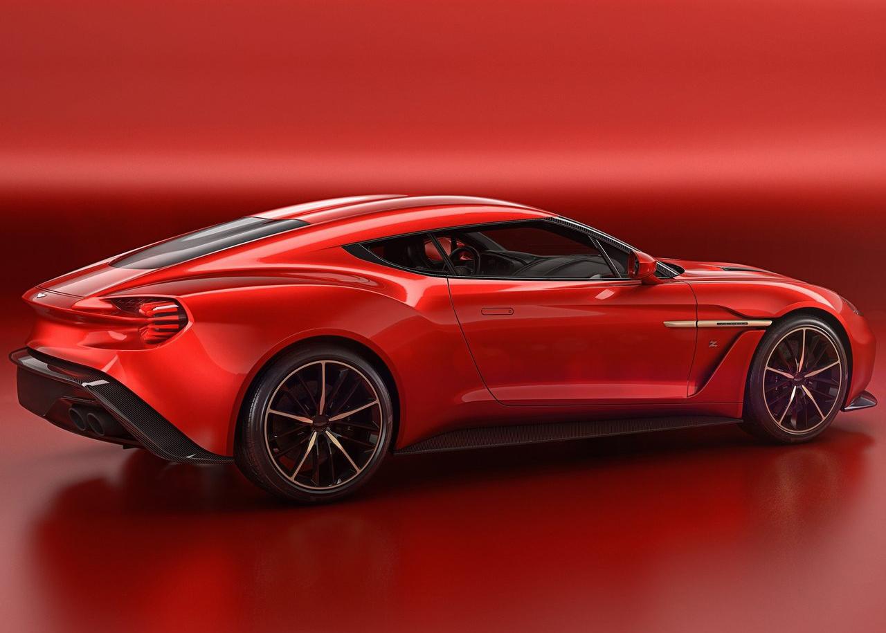 Foto de Aston Martin Vanquish Zagato Concept (6/9)
