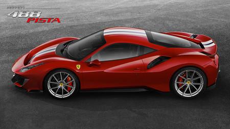 Ferrari 488 Pista 28
