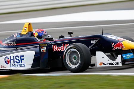 La FIA European Formula 3 finaliza la temporada con tres ganadores en Hockenheim