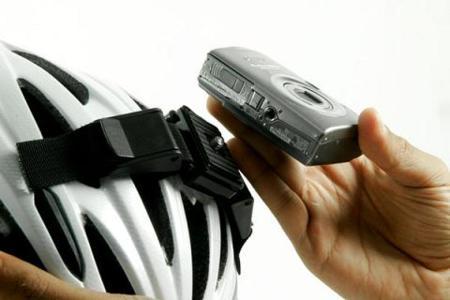 Happy Helmet Bike Camera Mount