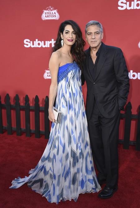 George Clooney nos da una clase práctica de sexismo inconsciente al hablar de sus hijos