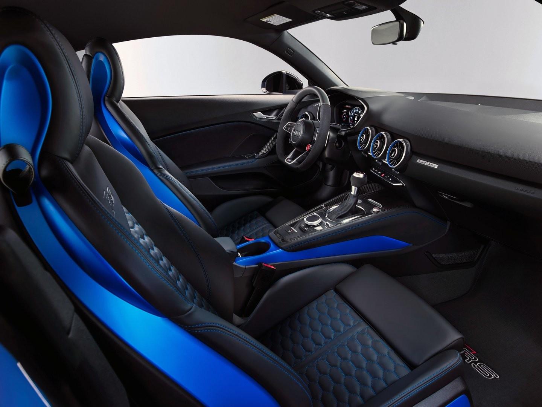 Foto de Audi TT RS 2020 (33/53)