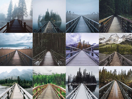 Puente Centrado