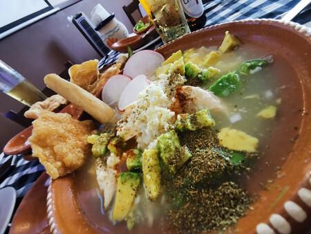 Receta fácil y deliciosa para preparar el Pozole de Chilapa, Guerrero de la chef Susana Palazuelos