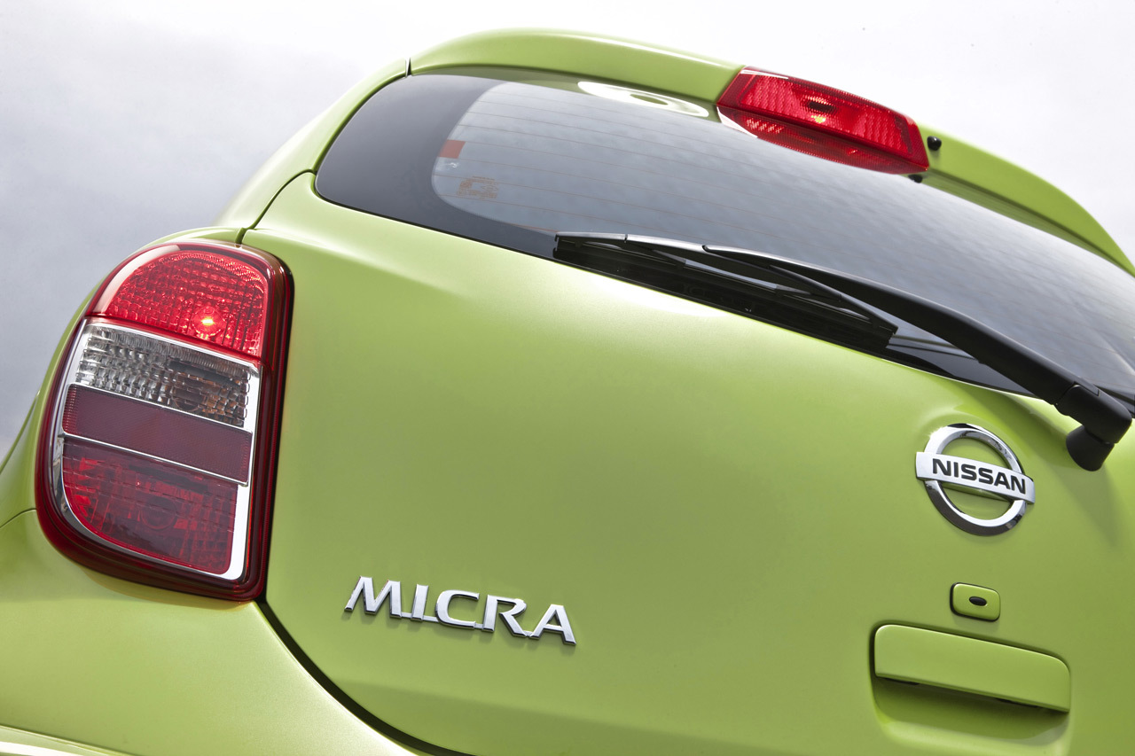 Foto de Nissan Micra 2010 (40/63)
